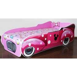 Minnie Pink Bed A/B