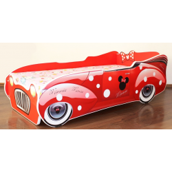 Minnie Red Bed A