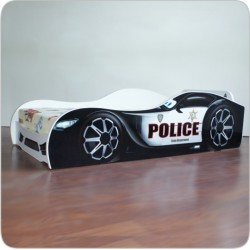 Police Car Bed A/B