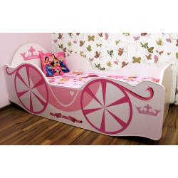 Princess Carriage Bed A/B