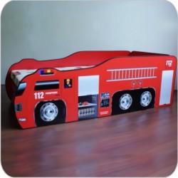 Fire Truck Bed A/B